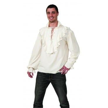 Pirate Shirt - Natural-0