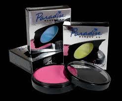 Paradise Makeup AQ Colors - Professional Size-103030