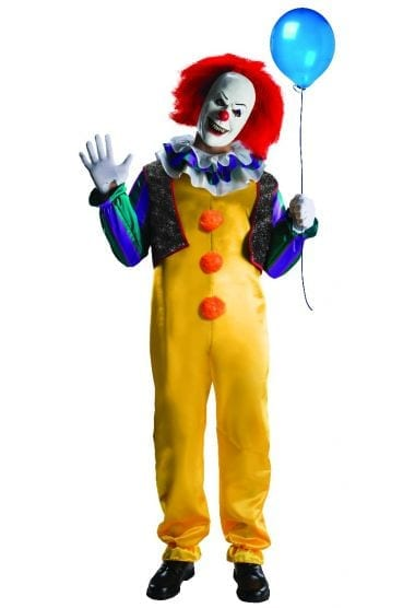 Deluxe Pennywise Adult Costume -0