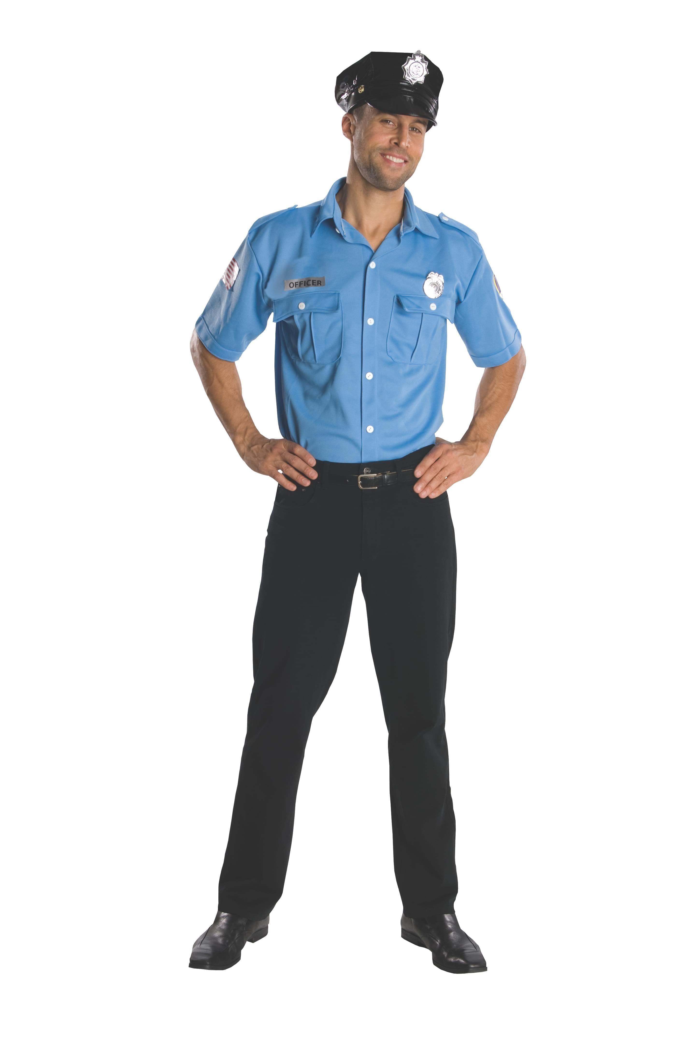 Men's Police Officer -0