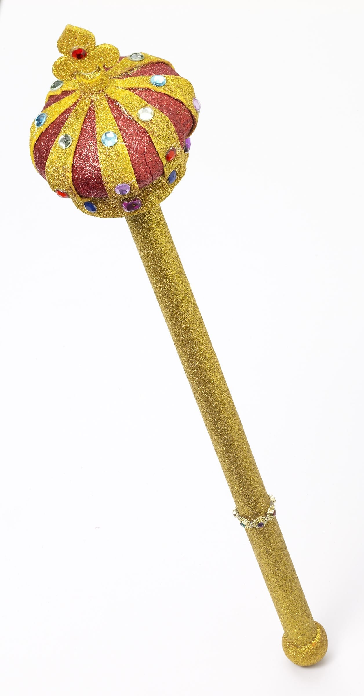 Red/Gold Royal Scepter-0
