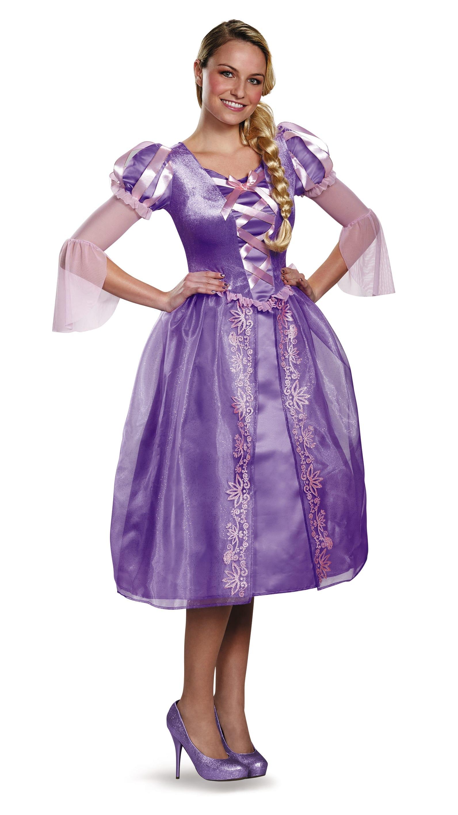 Rapunzel Adult Costume -0
