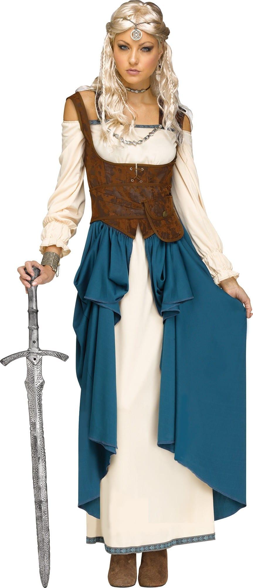 Viking Queen Adult -0