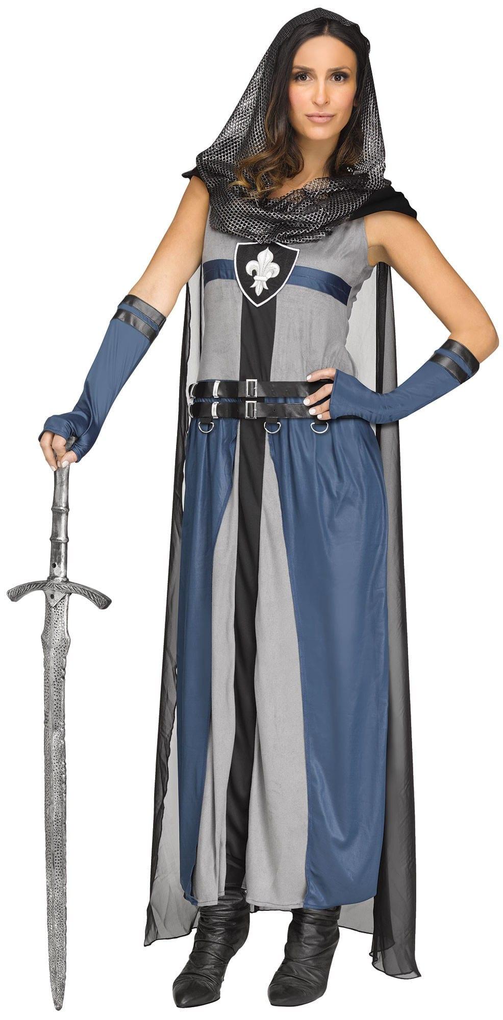 Lady LionHeart Adult Costume -0
