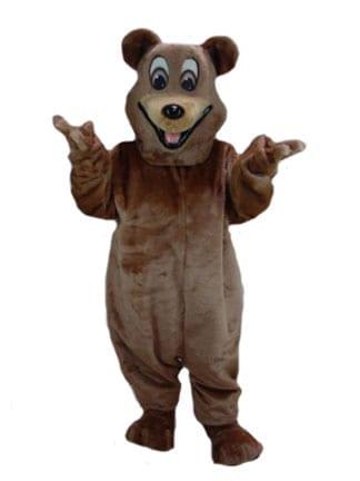 Happy Bear Mascot-0