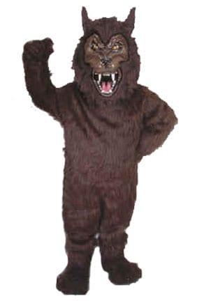 Werewolf Mascot-0