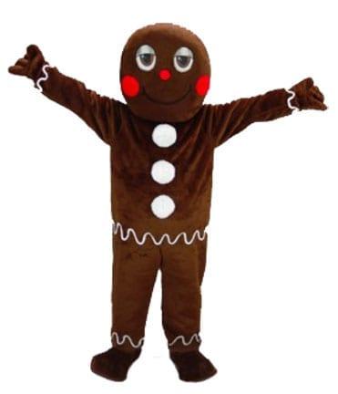 Gingerbread Man-0