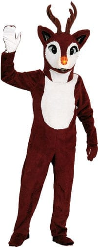 Red Nose Reindeer -0