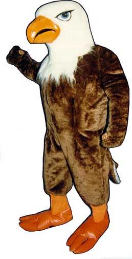 Arnold Eagle Mascot Costume-0