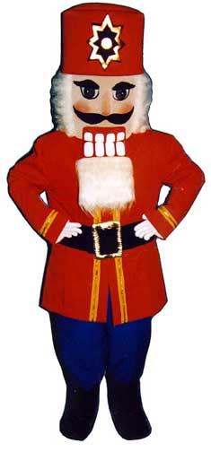 Nutcracker Mascot Costume-0