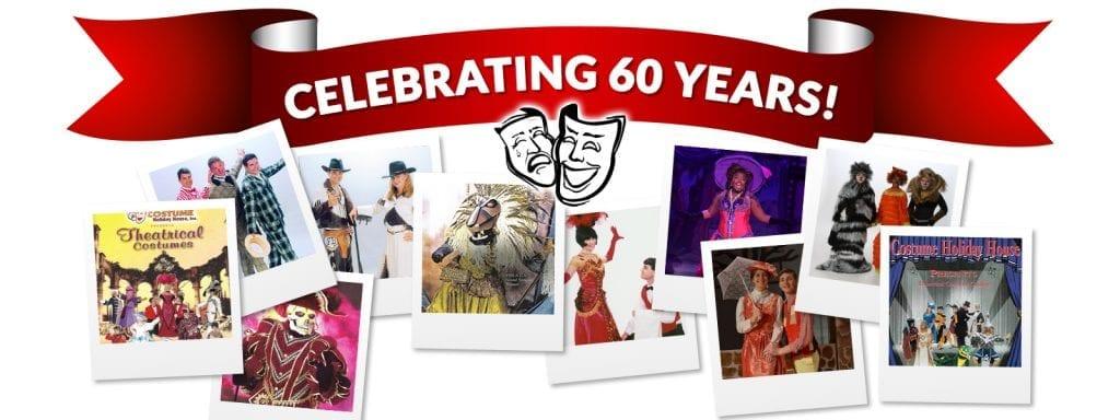 Celebrating 60 years of Costume Holiday House